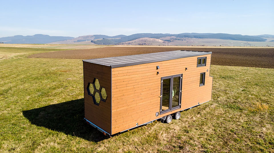 The Tiny Homes Solution
